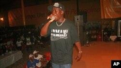 Rapper Masta Tito