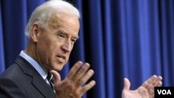 El vicepresidente Biden se reunió con líderes haiityiano-estadounidenses a casi un año del devastador terremoto.