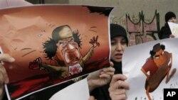 Revolta alastra na Líbia