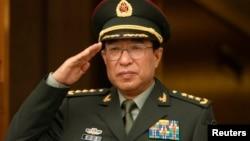 军委副主席徐才厚因涉嫌受贿被开除党籍