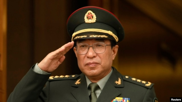军队高官徐才厚等落马后,中国军内腐败成为热点问题。