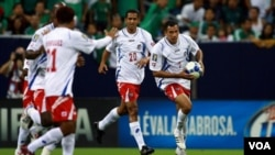 Panamá logró un empate importante ante la selección mexicana en su segundo partido en la Copa de Oro.