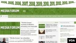 Media forum saytı