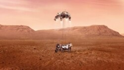 NASA Rover's Mission and Tricky Landing