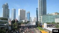 Penataan ruang di perkotaan yang kurang terencana, seperti Jakarta, bisa menimbulkan masalah bagi ketersediaan air bersih secara memadai.