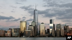 بلندترین ساختمان نیم کرۀ غربی در نیویارک موقعیت دارد