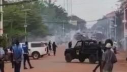 Polícia impede manifestação por emprego em Bissau, Governo justifica com desrespeito à lei