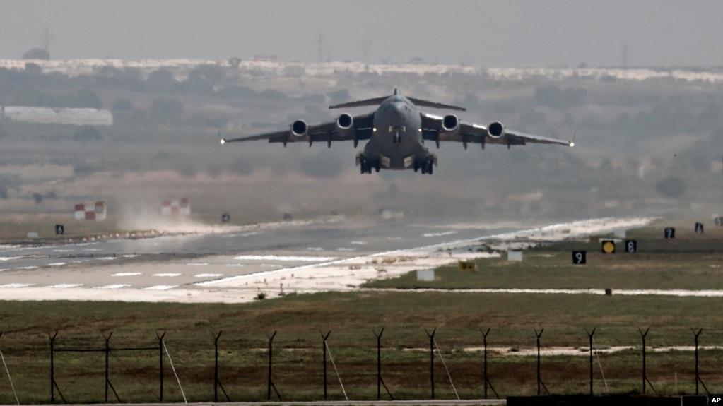 Pentagon: 'ABD'nin Türkiye Üzerinden Yürütülen Operasyonları Etkilenmedi'