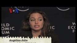 Karir Angelina Jolie Sebagai Duta PBB - VOA Career Day