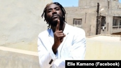 Une photo de profil Facebook de Elie Kamano.