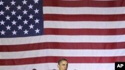 奥巴马总统周五向驻阿富汗美军发表讲话