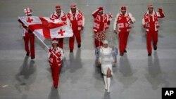 Олимпийцы Грузии в Сочи