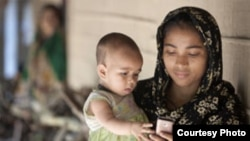 MAMA seeks to improve mother and child health through mobile phone applications