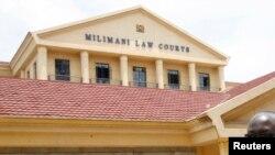 Le tribunal de Milimani à Nairobi. REUTERS/Gregory Olando