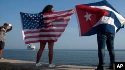 Hoa Kỳ và Cuba nối lại quan hệ bang giao hồi tháng Bảy năm ngoái sau 54 năm gián đoạn.