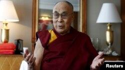 Pemimpin spiritual Tibet, Dalai Lama (foto: dok)>