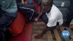 Italy 'Complicit In Abuse' Of Migrants Over Libya Deal, Say Human Rights Groups