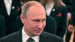 Putin ကို ကမၻာ့ၾသဇာအရွိဆံုးအျဖစ္ Forbes ေရြးခ်ယ္