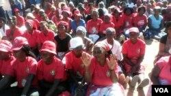 Kade begcwele labesifazana kusungulwa uhlelo lweBeletha Umntwana Sihambe.