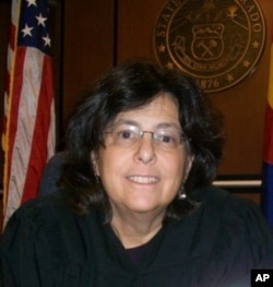 Carol Glowinsky is one of several judges in Boulder County, Colorado who is involved in the integrated treatment court program.