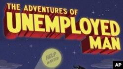 漫画书《失业男子历险记》的作者让一位失业者踏上寻找工作的英雄之旅