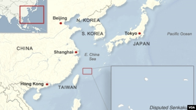 China is attempting to bolster its claim to the Senkaku/Diayou Islands, which are also claimed by Japan.