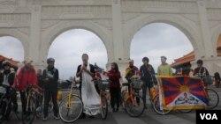 2017年为西藏自由而骑-Cycling For a Free Tibet