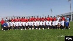 تیم ملی فتبال افغانستان