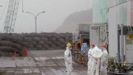 Rrezatimi radioaktiv në Japoni