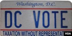 纳税无代表的车牌照