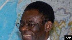 Tổng thống nước cộng hòa Guinea xích đạo Teodoro Obiang Nguema