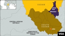 People in Wau Shilluk say they have seen some of the children who were abducted from the town of Wau Shilluk in South Sudan's Upper Nile state undergoing military training.