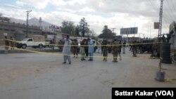 Bomb Blast in Quetta-November 25, 2017