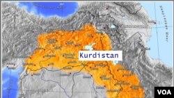 نهخشهی کوردستان