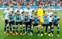 Team Argentina.