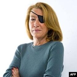 Amerikalı muhabir Marie Colvin