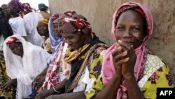 Women in the village of Poa near Ougadougou in Burkina Faso. (file)