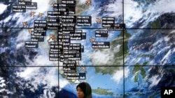 Search for Missing Malaysia Airlines Flight MH 370 Continues
