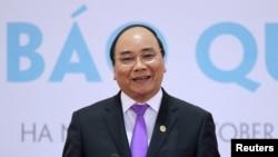 越南总理阮春福