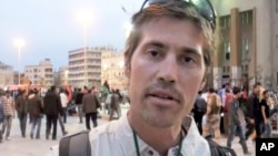 امریکالي وژل شوی ژورنالیست جمیز فولي
