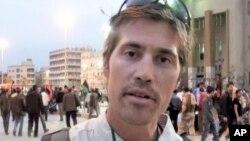 Jurnalis AS, James Wright Foley yang tewas dibunuh oleh militan ISIS saat berada di Benghazi, Libya (foto: dok).
