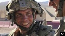 Trung sĩ Robert Bales (ảnh tư liệu)