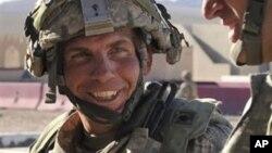 지난해 아프가니스탄에서 민간인 16명을 살해한 혐의를 받고 있는 로버트 베일스. (자료화면)
