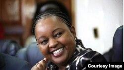 Anne Waiguru Waziri wa Ugatuzi na Mipango