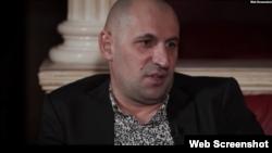 """Мамихан Умаров (Анзор из Вены), скриншот с ютуб-канала """"Чеченцы в Австрии"""""""