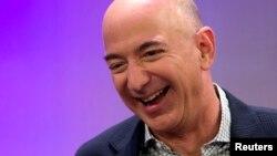 Президент Amazon Джефф Безос