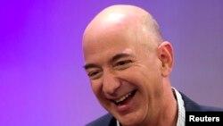 Amazon'un kurucusu ve CEO'su Jeff Bezos ilk kez Kongre üyelerinin karşısında ifade veriyor.