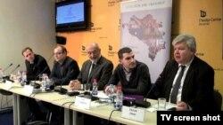 Konferencija za novinare Fondacije Fridrih Nojman
