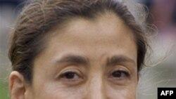 Bà Ingrid Betancourt