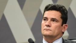 Sérgio Moro promete combater a corrupção